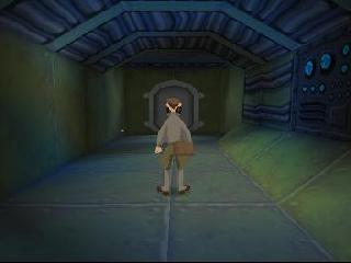 Screenshot Thumbnail / Media File 1 for Disney's Atlantis - The Lost Empire [U]